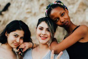 Girls mentor