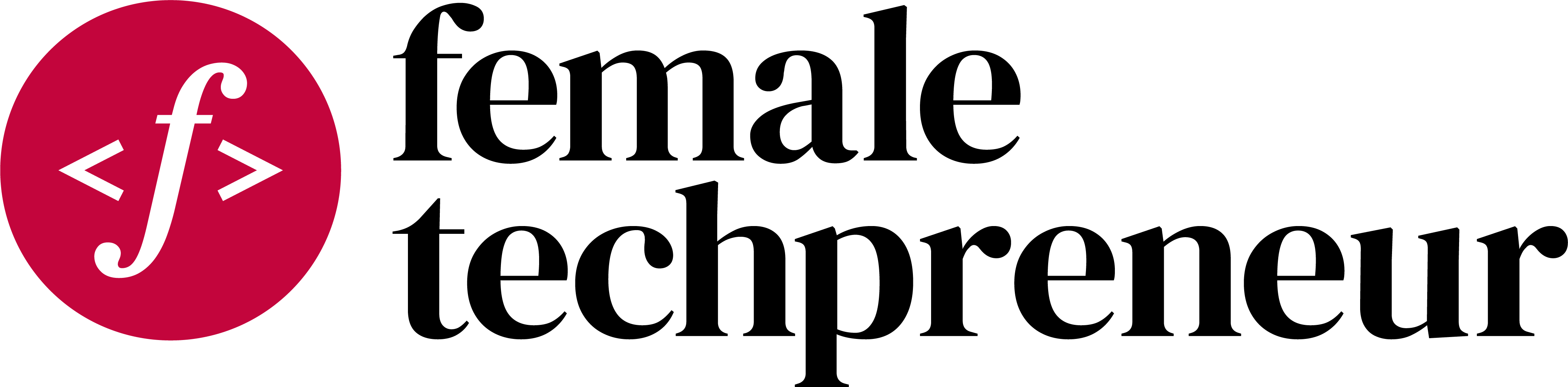 Female Techpreneur Logo